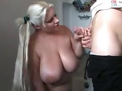 Big beautiful woman chunky and biggest saggy boobs