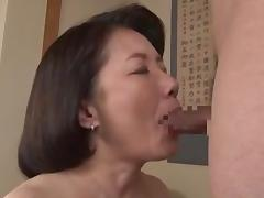 Mom and Boy, Asian, Big Tits, Boobs, Fucking, Hardcore