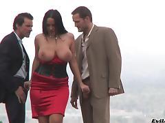 Melons, Big Tits, Boobs, Handjob, Hardcore, Huge