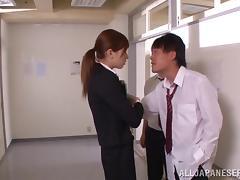 Naughty Asian milf iRora Misaki n hpt group fucking session tube porn video
