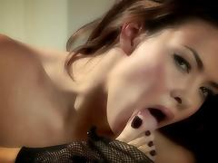 Fishnet videos. Fishnet dress or stockings have always been associated with sex scenes