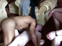Horny amateur mature threesome