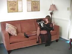 legs tease