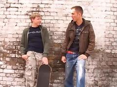 British Skateboarders Flaming Fuck tube porn video