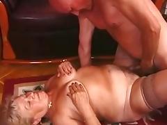 Oma und Opa porn tube video