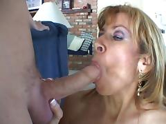 Beaver, Creampie, Hairy, Mature, Old, Pussy