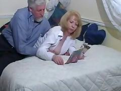 British Grandpa porn tube video