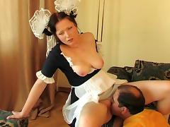 HornyOldGents Scene: Melanie A and Ferdinand tube porn video