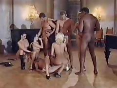 Nice HC Orgy tube porn video