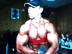 Bodybuilder, Interracial, Muscle, Bodybuilder