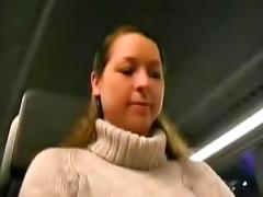 Splendid blowjob from a hot madam