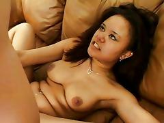 Annie Cruz milks cock porn tube video