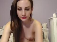 Selena Styles Masturbating On Web Camera #01