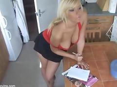 Mom and Girl, Big Tits, Blonde, Boobs, Mature, MILF