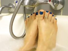 In der Badewanne....in the bathtub