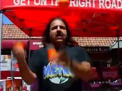 Ron Jeremy on Tour