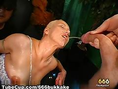 666Bukkake Video: Yessss, That's Pee tube porn video
