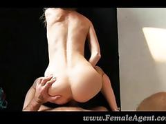 FemaleAgent - MILF agents boss fucks blonde