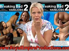 Carey Riley's Breaking Bad HandJobs 2 Promo tube porn video