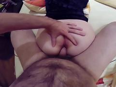 polish girl give her ass to me