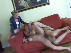 Shannon Kelly gets caught by her daugther fucking a guy porn tube video