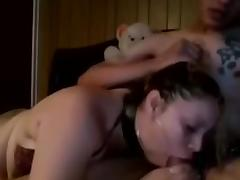 Me and my girlfriend on webcam show porn tube video