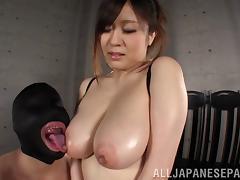 Japanese, Asian, Big Tits, Boobs, Couple, Fucking