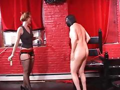 Pierced Mistress in Dungeon porn tube video