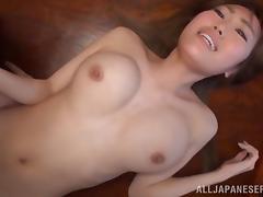 Chisa Hoshino gets fucked in a hot blowjob and bang action tube porn video