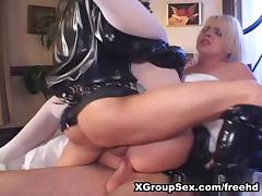 XGroupSex Video: Missy Monroe