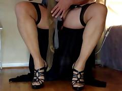 A clip of Michelle in Stockings for Madam and me. Part 01 porn tube video