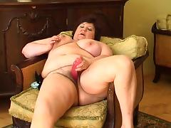 Grandmother, BBW, Chubby, Chunky, Fat, Granny