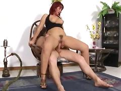 Mature, Anal, Assfucking, Mature, Old, Redhead