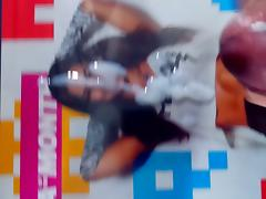 WWE AJ Lee Cum Tribute #7 porn tube video