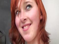 Redhead banged in every hole
