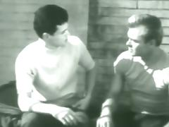 Gay Vintage 50's - Cellmates