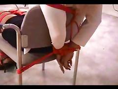 SEXY BONDAGE SCENES