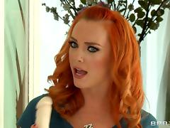 Dani Jenson strapon fucks sexy lesbian Shyla Jennings tube porn video