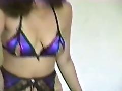 Crotchless, Lingerie, Masturbation, Panties, Vintage, Antique
