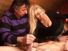 Bi french amateur porn tube video