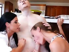 Lustful India Summer and Kacy Lane Fucking