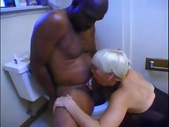 White bitch fingers black guys asshole porn tube video