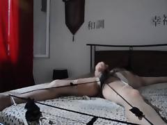 Self bondage 2015 porn tube video