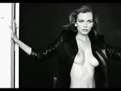 HUMAN - glamour fetish music video