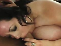 Huge Plumper Climbs on Top tube porn video