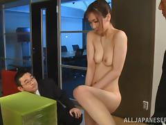 Toy fucked and finger banged Japanese vagina is soaked for cock tube porn video