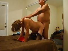 Grandpa and Grandma - grandpa fucks to grandma porn tube video