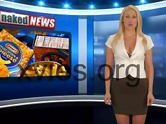 Naked News For March 18th 2015 tube porn video