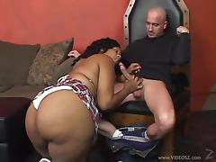 Upskirt, Couple, Cunt, Ebony, Fucking, Handjob