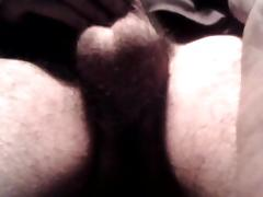 Fingering & Playing with my Big Hot Balls & Spicy Penis !
